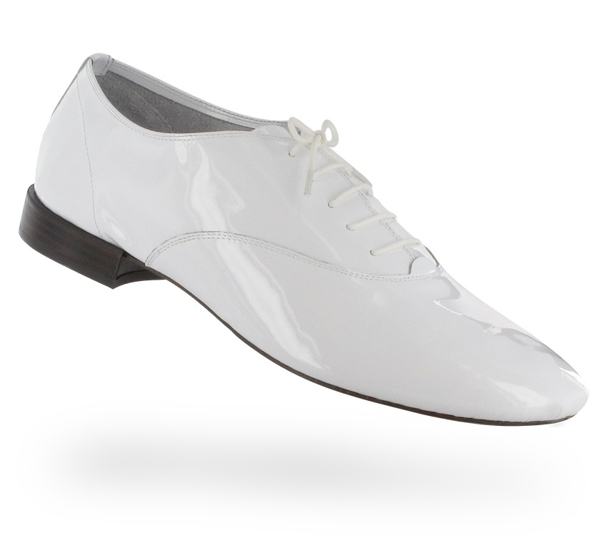 Oxford shoe Zizi - MENS - White