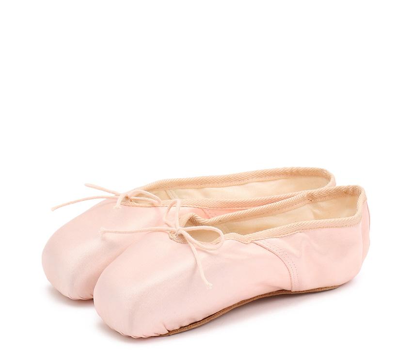 La Bayadere pointe shoes - Large box Medium sole - Salmon