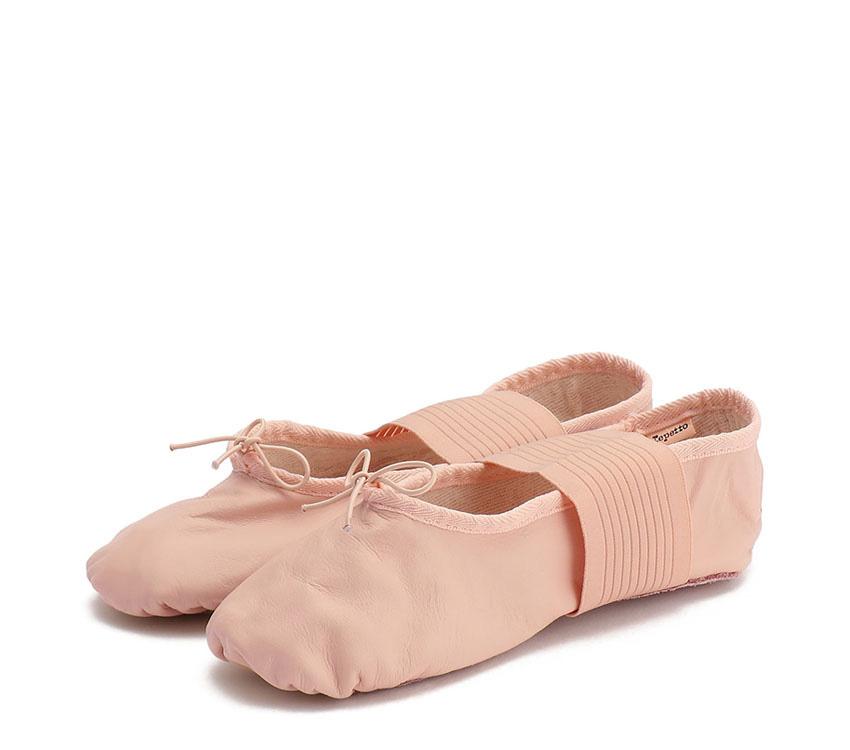 Demi pointe full sole - Petal Pink