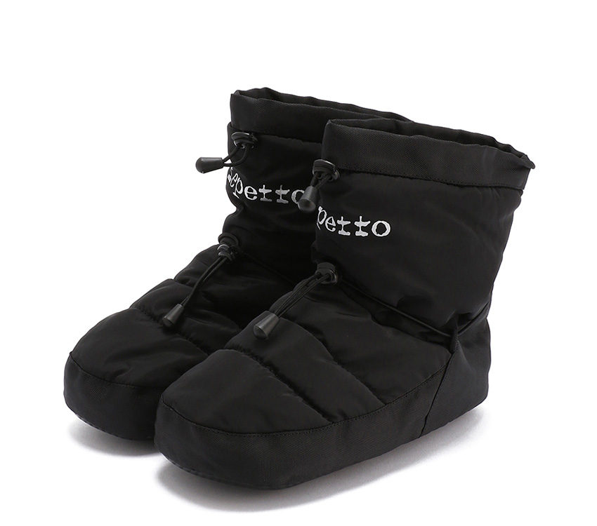 Warm up boots - Black