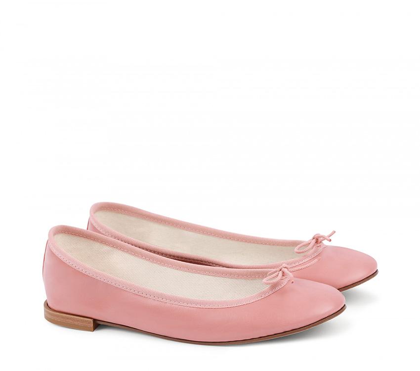 Cendrillon Ballerinas【New Size】 - Eau de Rose