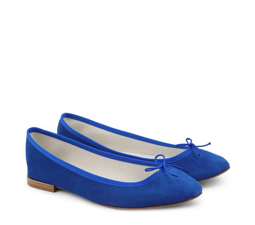 Cendrillon Ballerinas【New Size】 - Blue