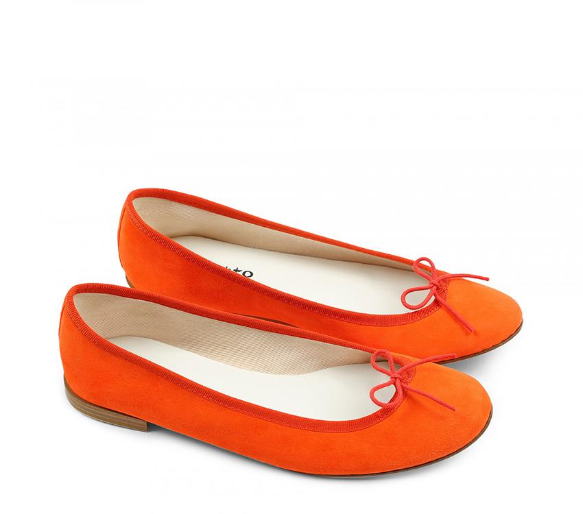 Cendrillon Ballerinas【New Size】 - Clown Red