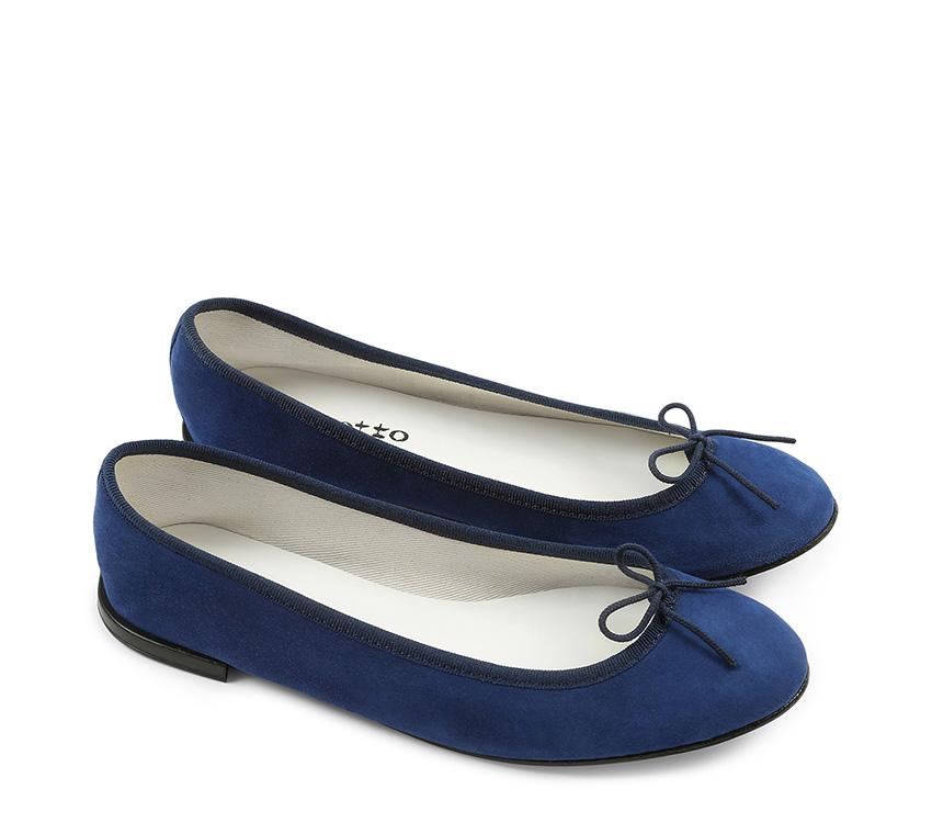 Cendrillon Ballerinas - Classic blue