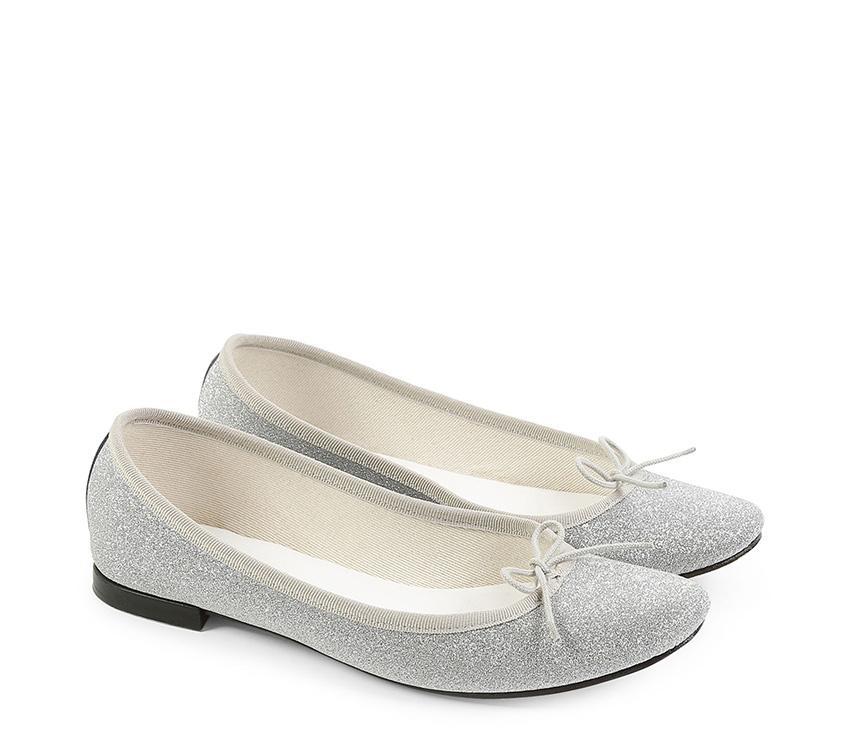 Cendrillon ballerina - Silver