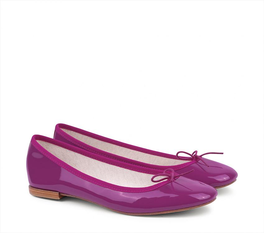 Cendrillon Ballerinas【New Size】 - Magenta