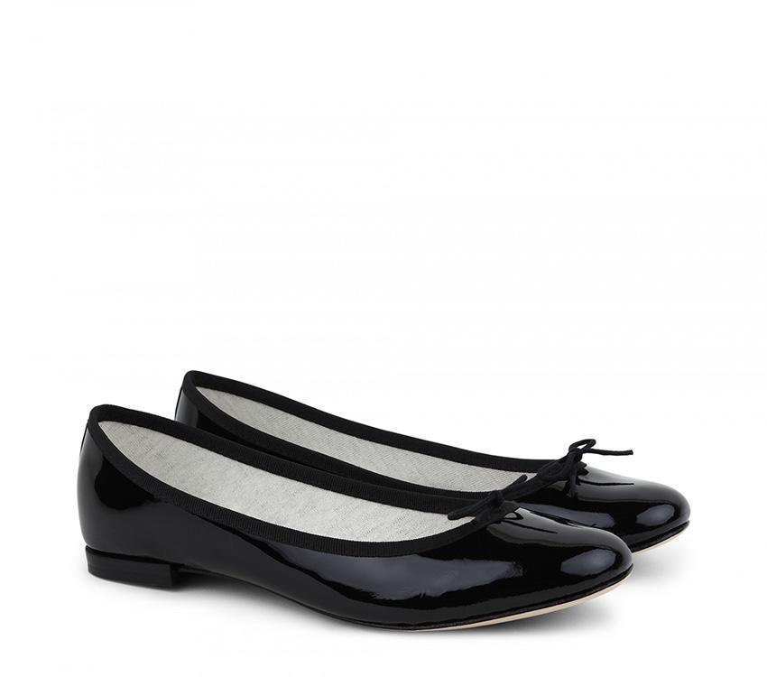 Cendrillon Ballerinas - Black