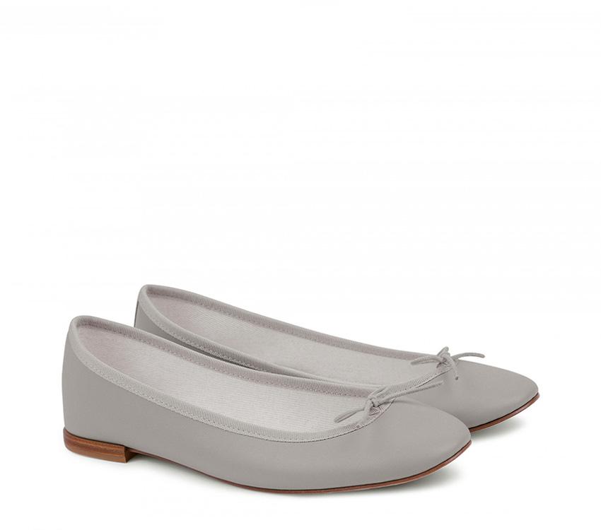 Cendrillon Ballerinas【New Size】 - Grey