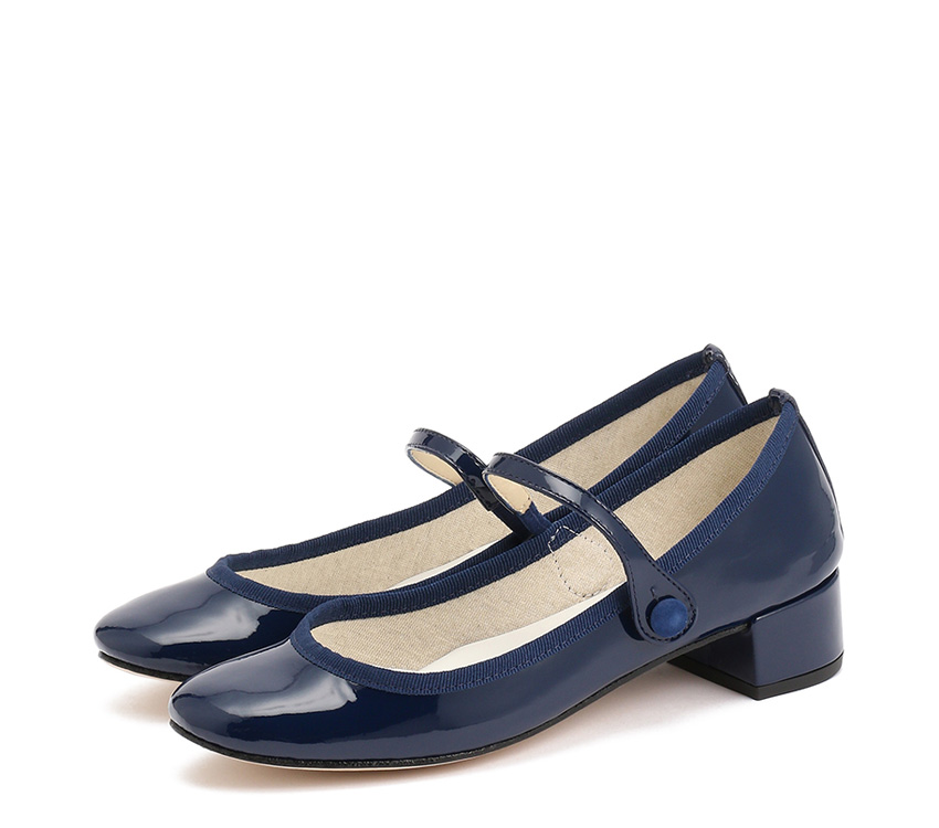 Rose Mary-Jane【New Size】 - Classic blue