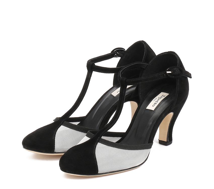 Baya T-strap Shoes<br / >『WEB限定』 - Black
