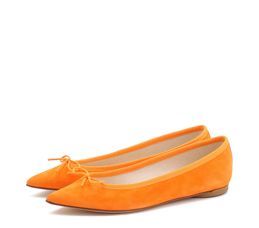 Brigitte Ballerinas - Orange