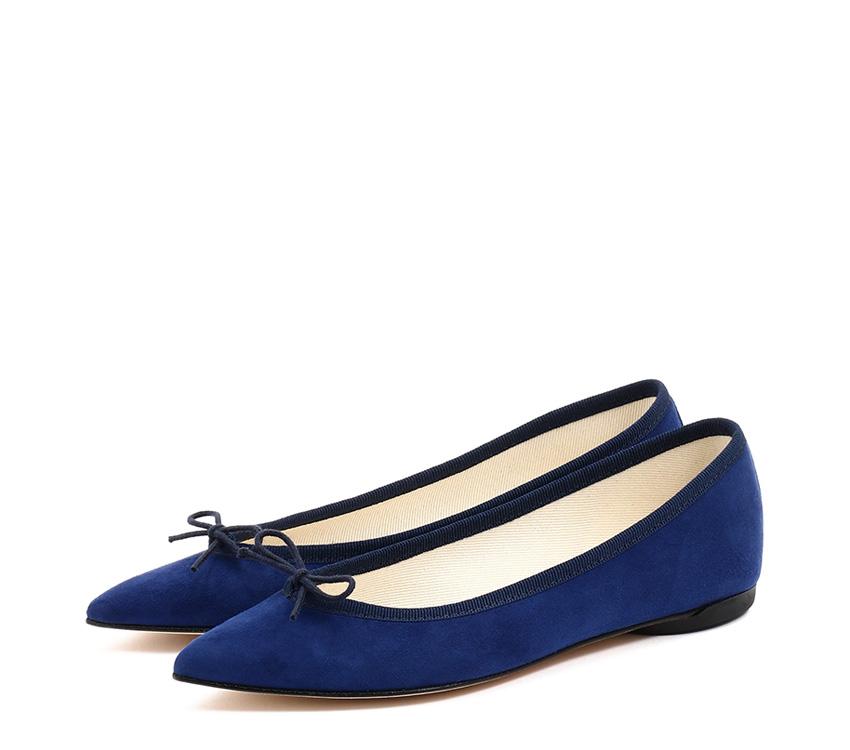 Brigitte Ballerinas - Classic blue