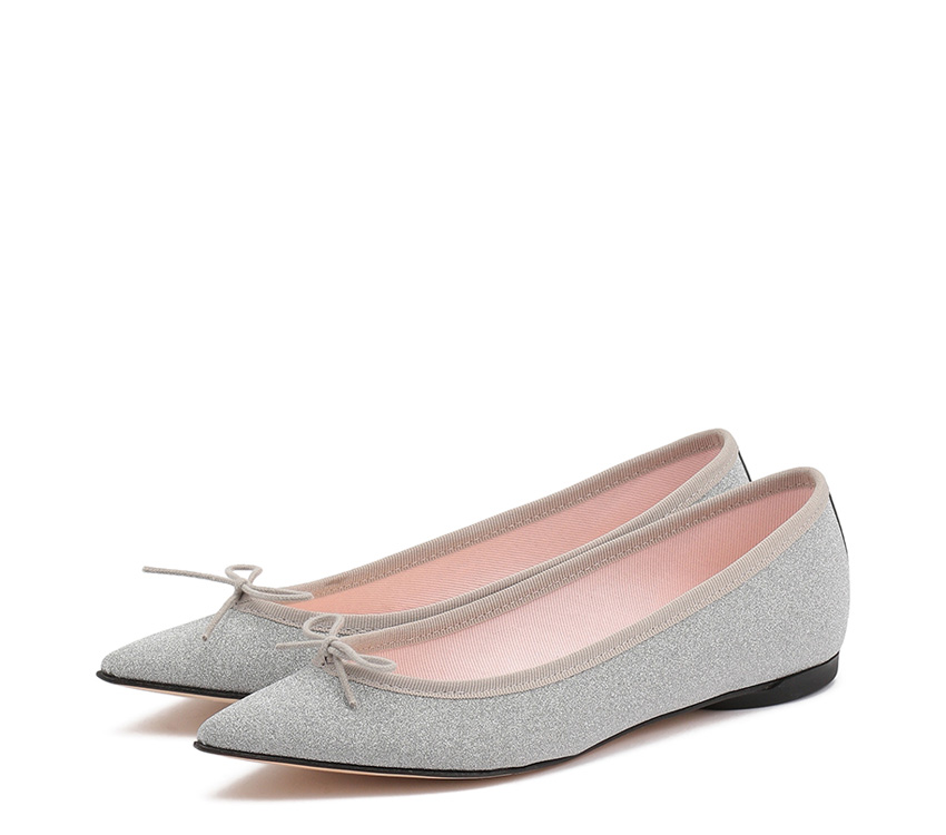 Brigitte Ballerinas - Silver