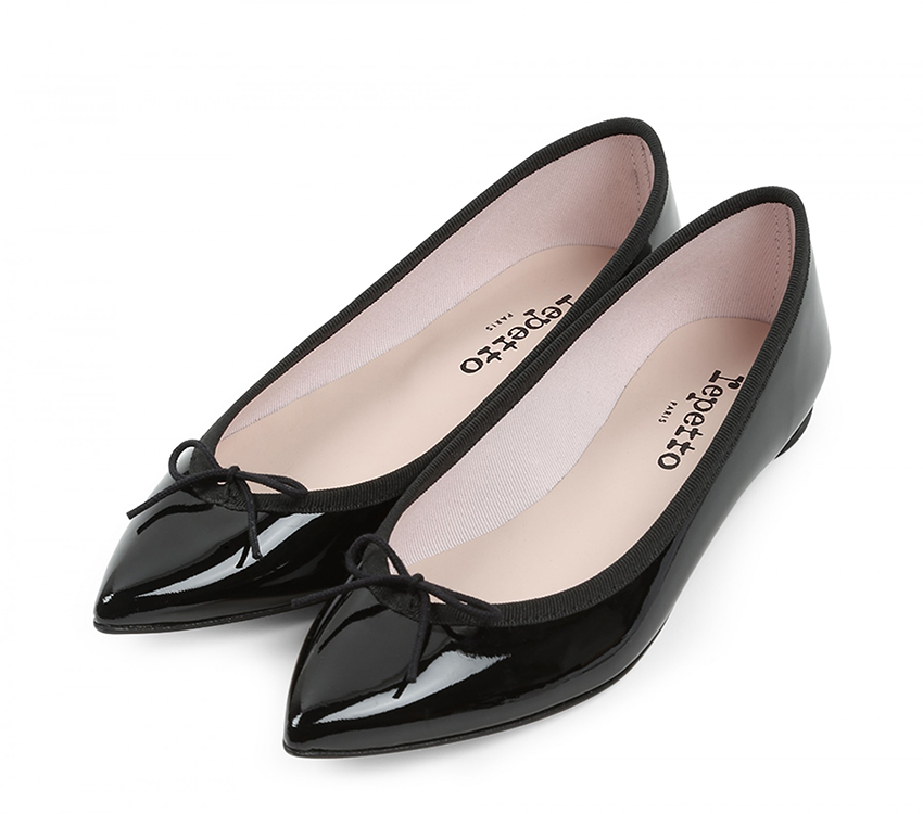 Brigitte Ballerinas - Black