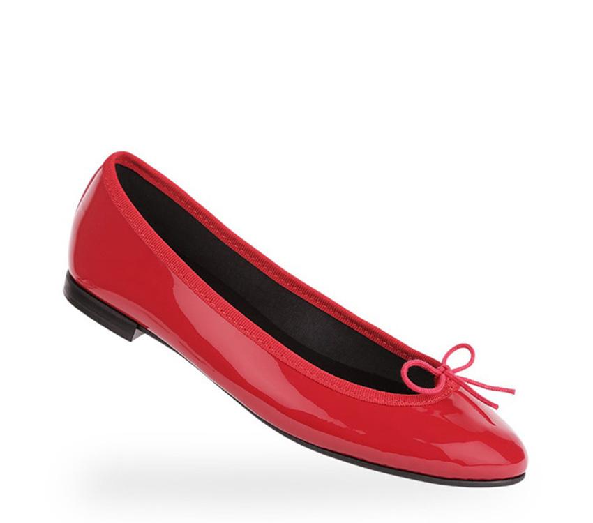Lili Ballerina - Flammy red