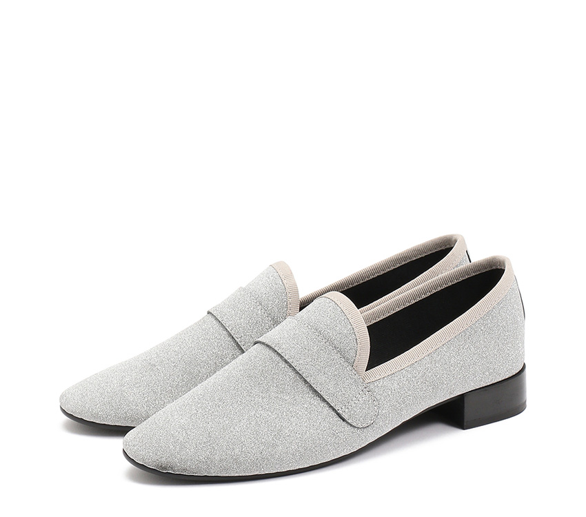 Maestro Loafers【New Size】 - Silver