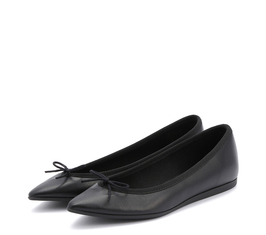 Junon Ballerinas - Black