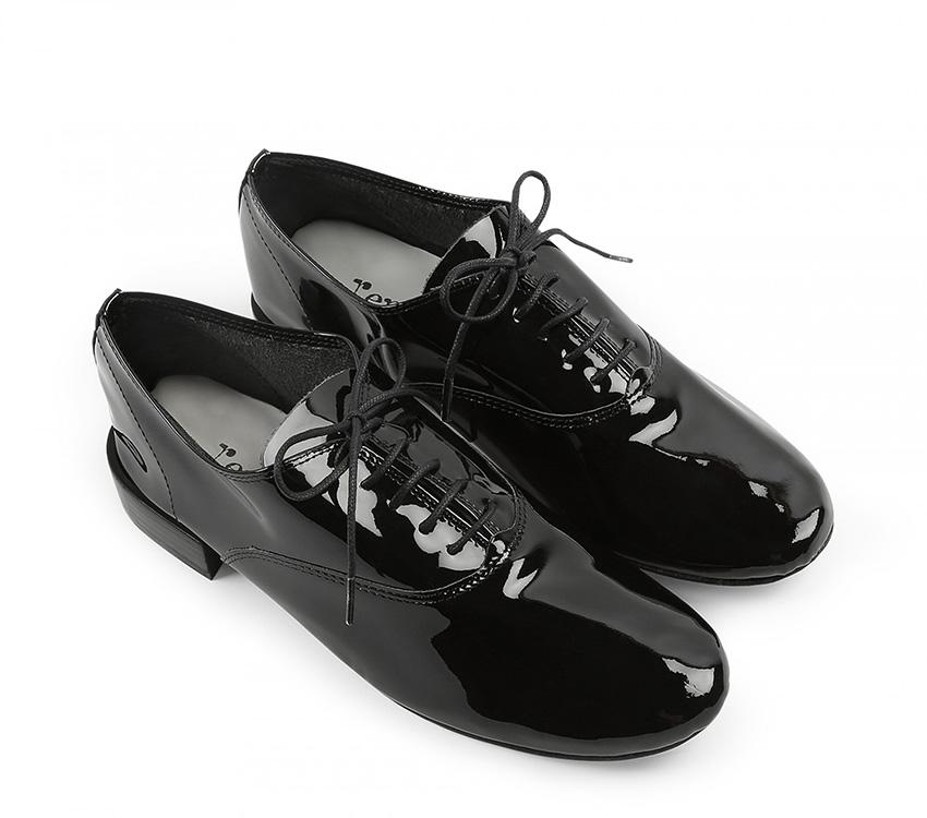 Zizi Oxford Shoes - Black