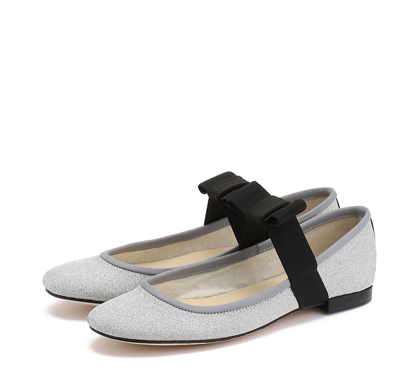 Sarah【New Size】 - Black and Silver