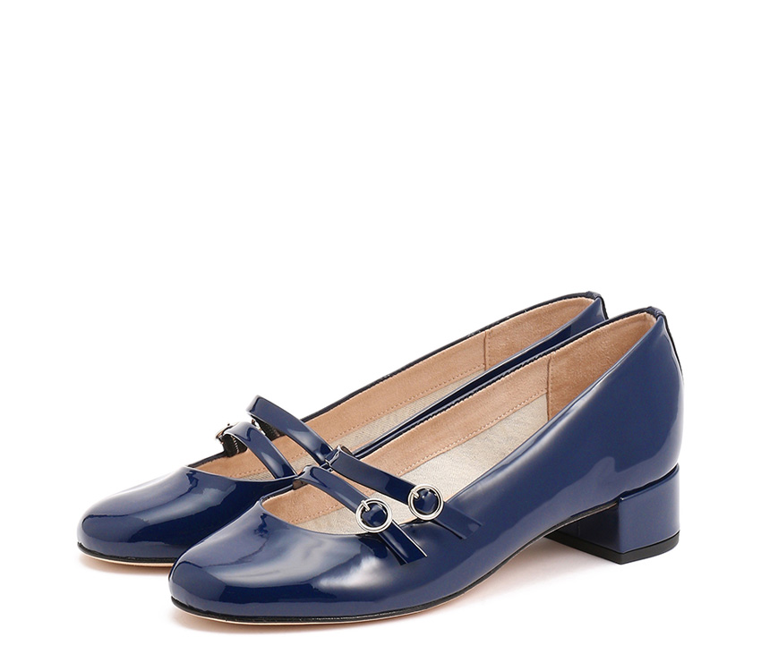 Shirley【New Size】 - Classic blue