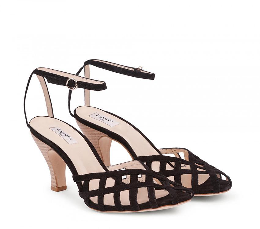 Salvador sandals - Black