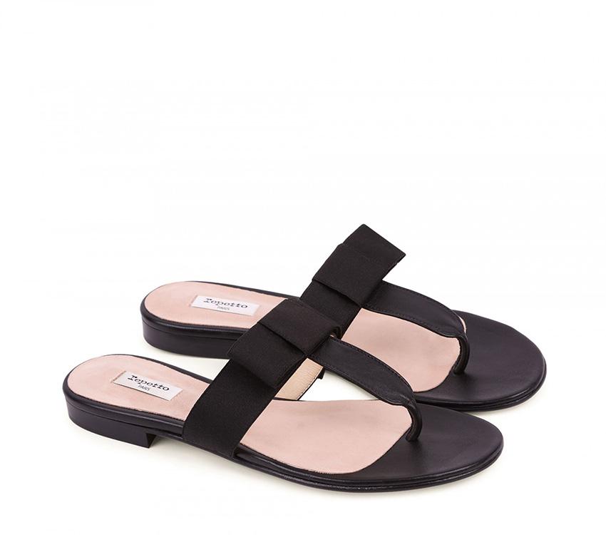 Sandales Sumatra - Black