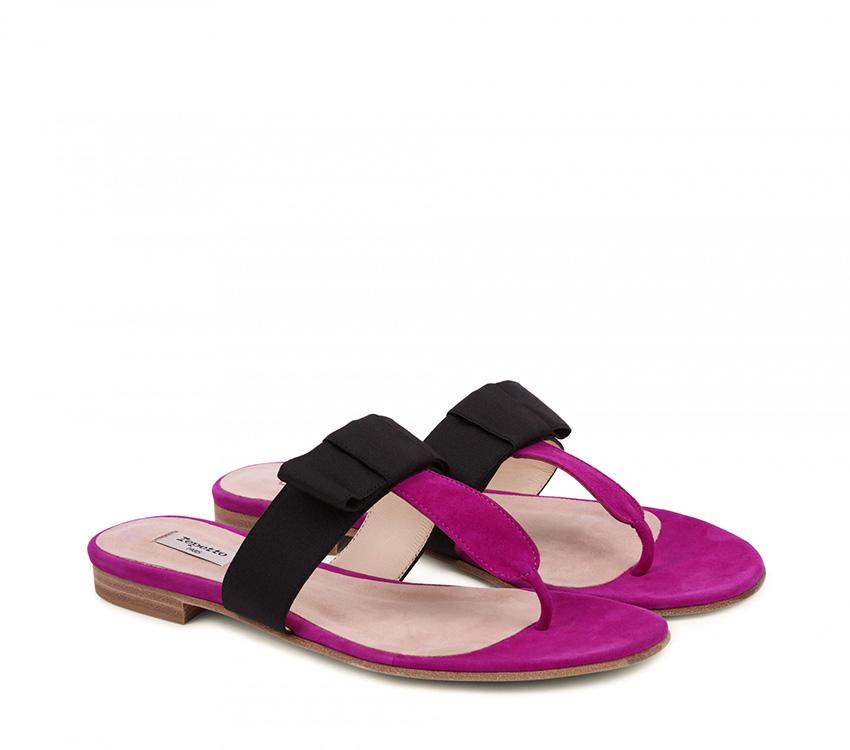 Sandales Sumatra - Magenta