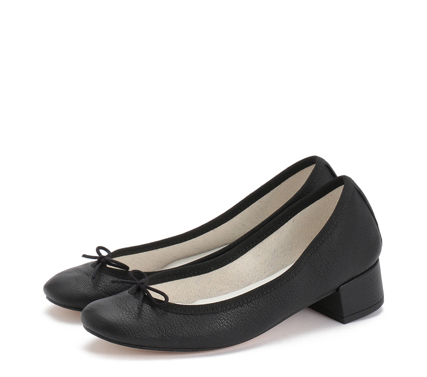 Camille Ballerinas - Black