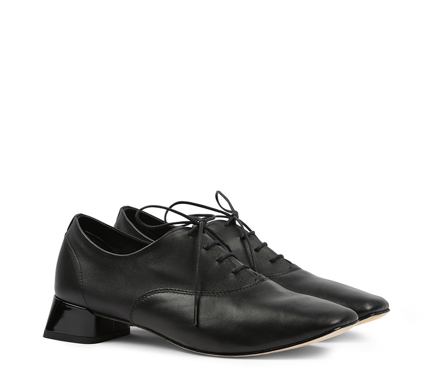 Mark Oxford Shoes - Black