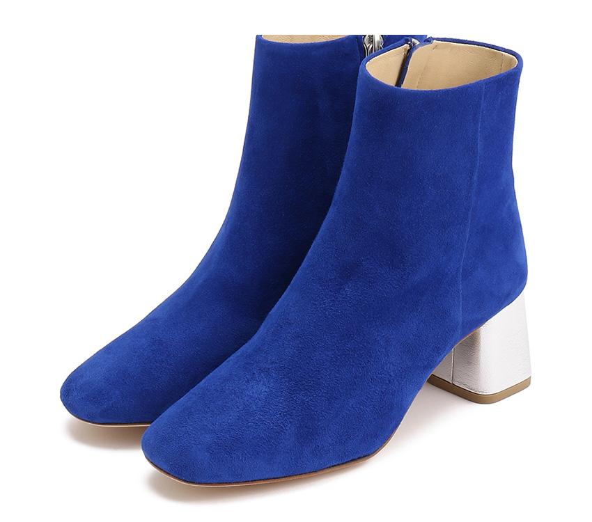 Melo Boots - Majorelle Argent