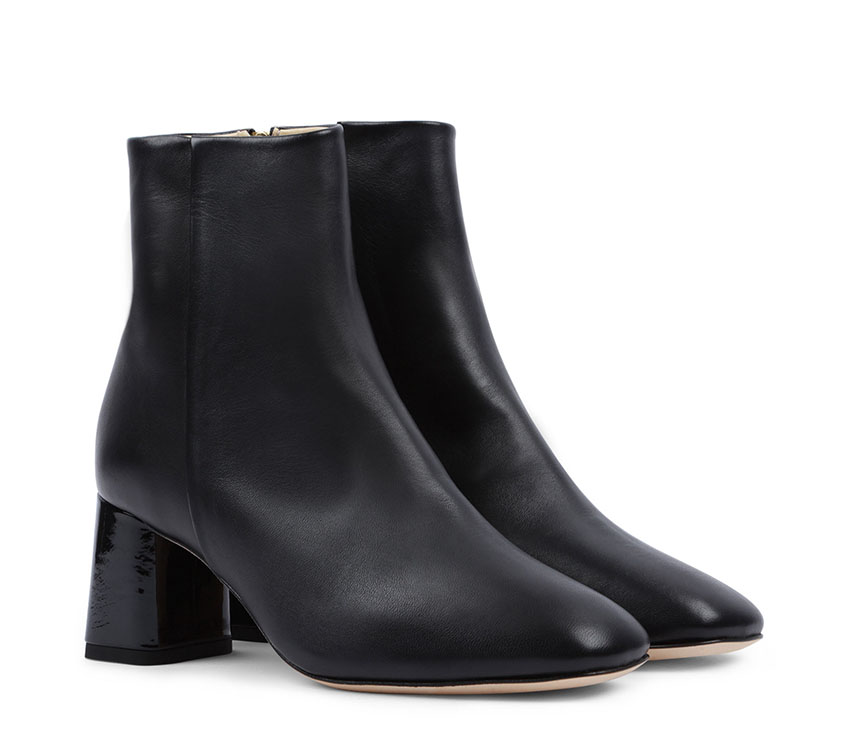 Melo Boots <br / > 『WEB限定』 - Black