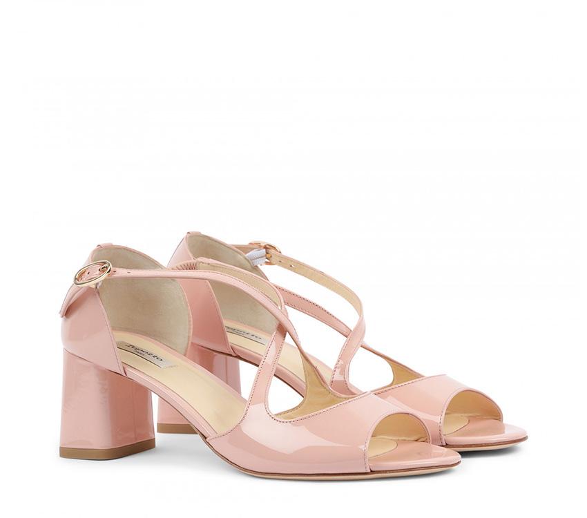 Nada Sandals - Almond beige