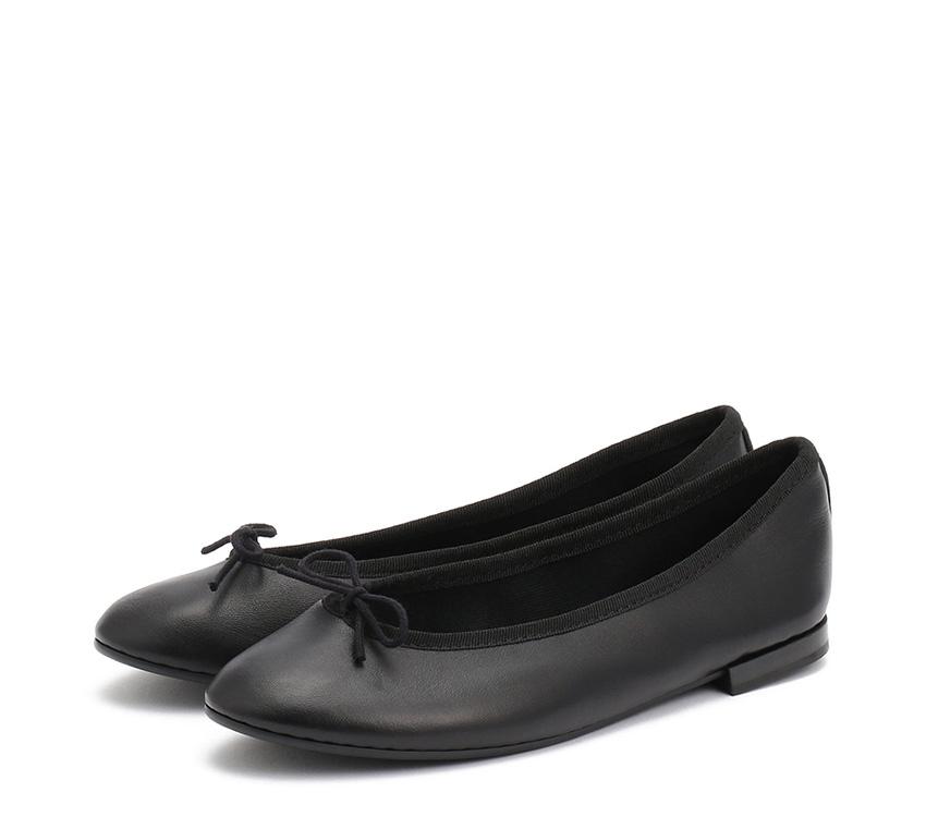 Lili Haute Ballerinas - Black
