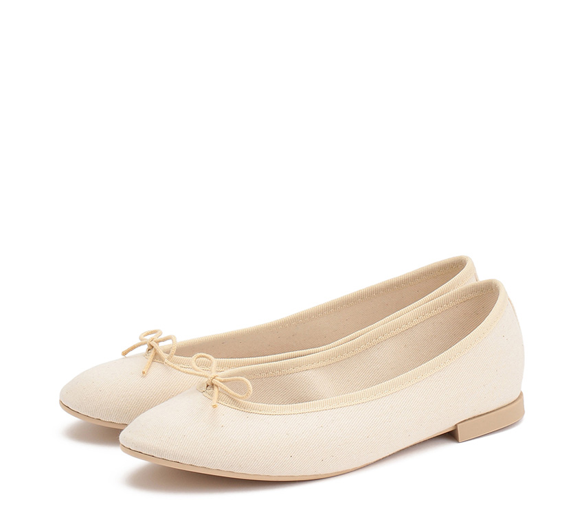Lili Haute Ballerinas - Beige