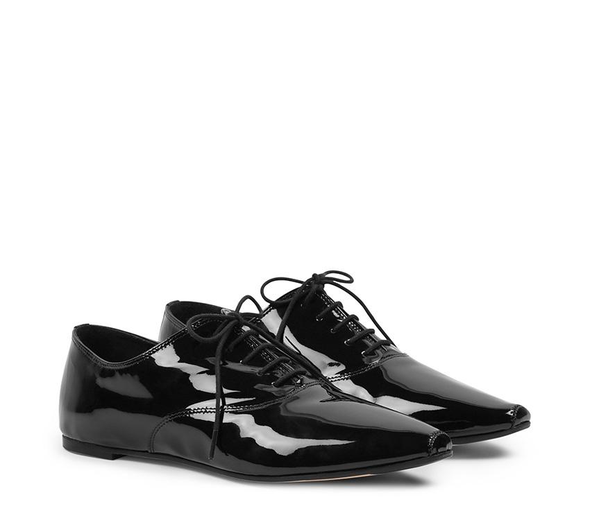 Roy Oxford Shoes - Black