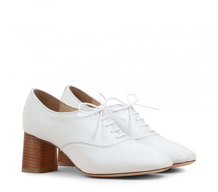 Rudy oxford shoes - White