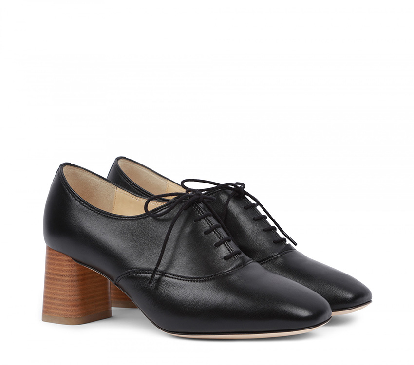 Rudy oxford shoes - Black