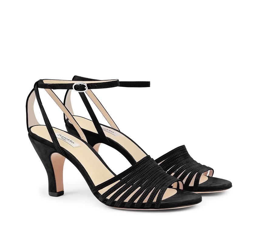 Rock sandals - Black