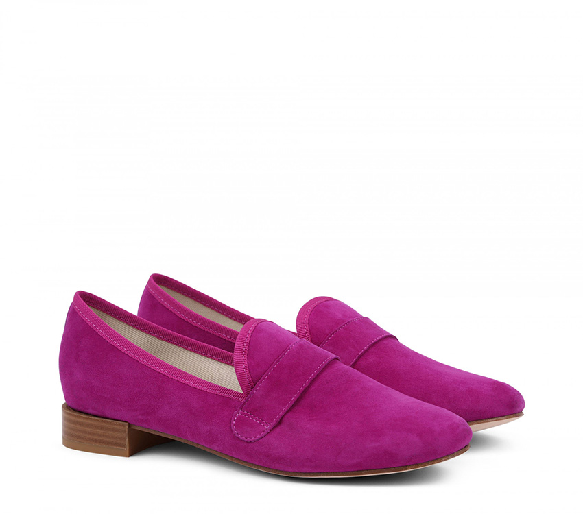 Michael Loafers【New Size】 - Magenta
