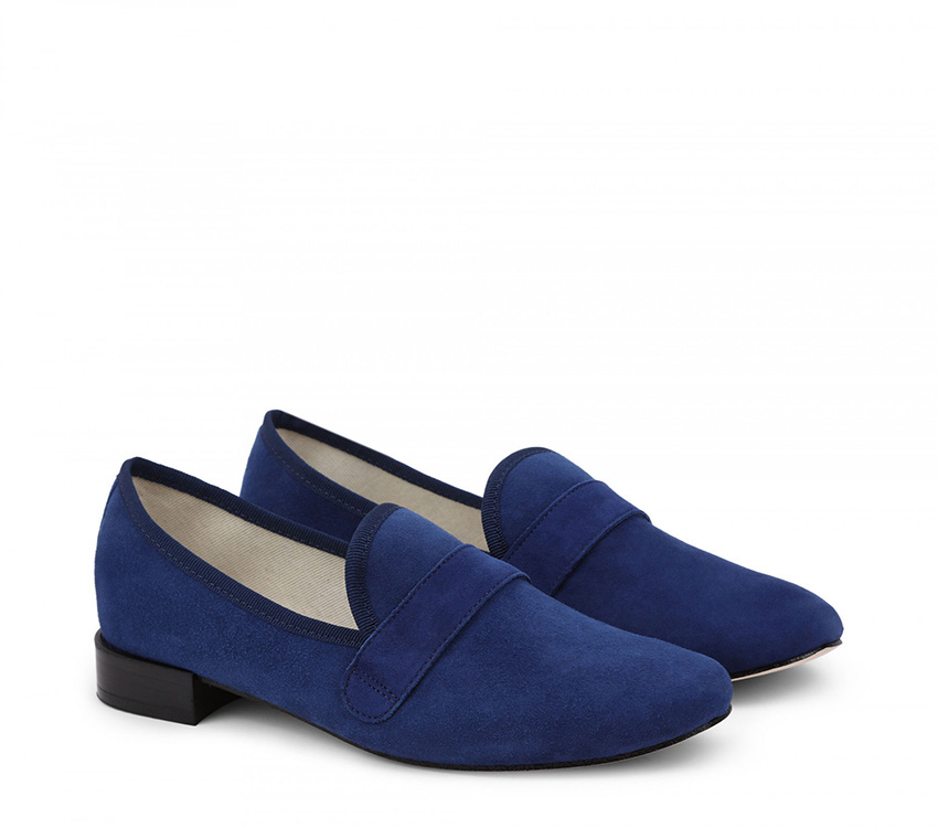 Michael Loafers【New Size】 - Classic blue
