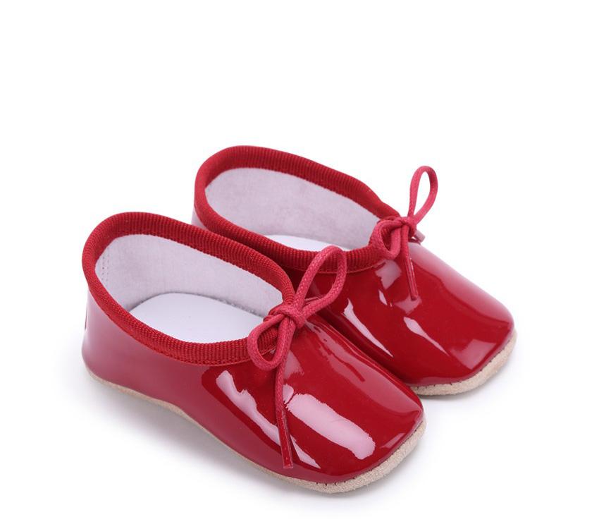 Bibi Ballerina - Flammy red